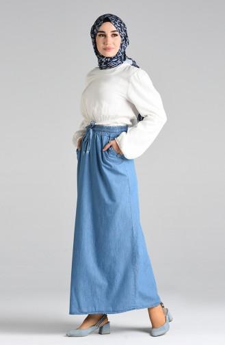 Jeans Blue Rok 2326-01