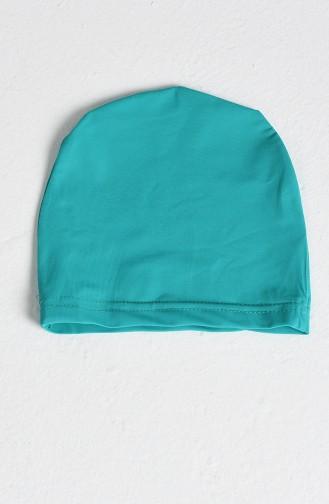 Maillot de Bain Hijab Rose 0112-08