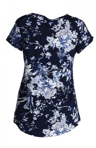 Navy Blue T-Shirt 5116-03