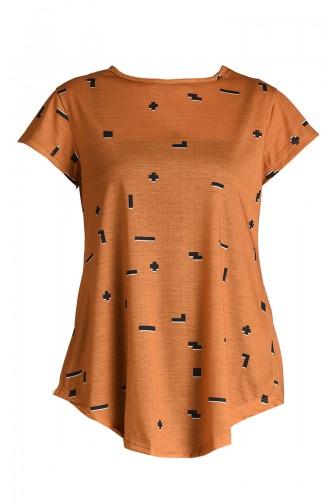 Mustard T-Shirt 5116-05