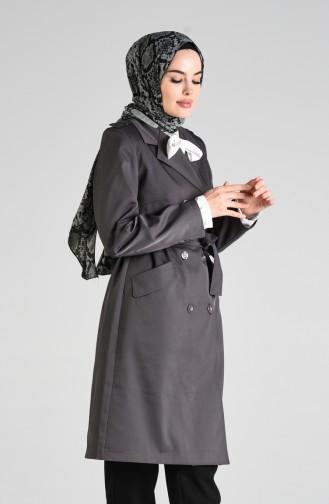 Anthrazit Trench Coats Models 1440-01