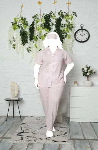Light Lilac Pyjama 5710-3