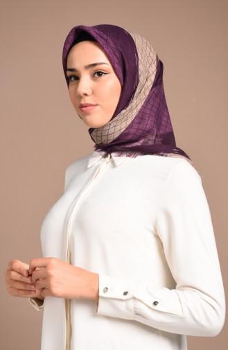 وشاح أرجواني 2513-02