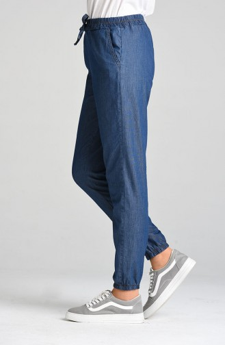 Navy Blue Pants 5018-02