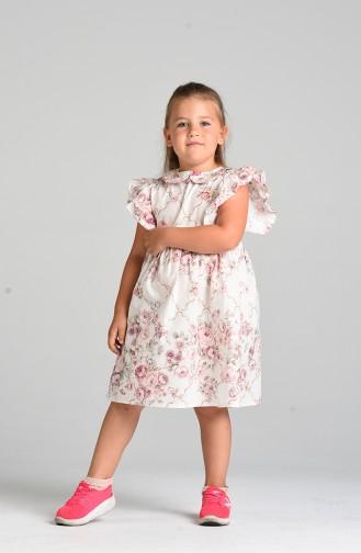 Robe Enfant Poudre 4645-01