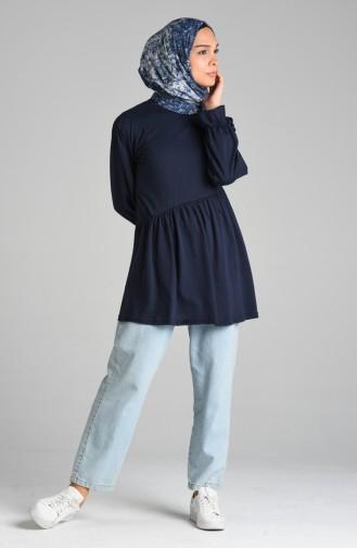 Tunique Bleu Marine 4002-04