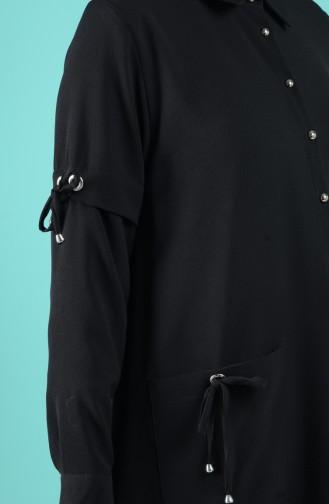 Tunique Noir 6134-06