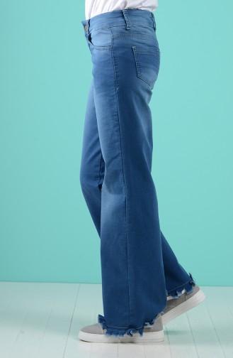 Pantalon Bleu Jean 5004A-02