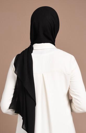 شال أسود 13181-01