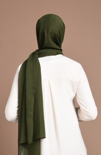 Khaki Schal 13181-04