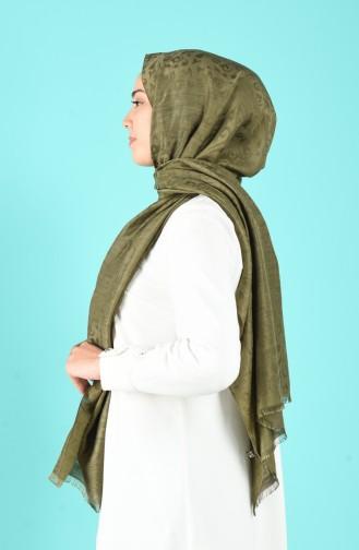 Châle Vert Millitaire 90683-10
