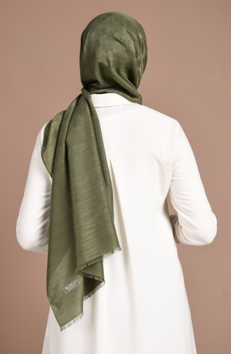 Châle Vert Millitaire 90684-24