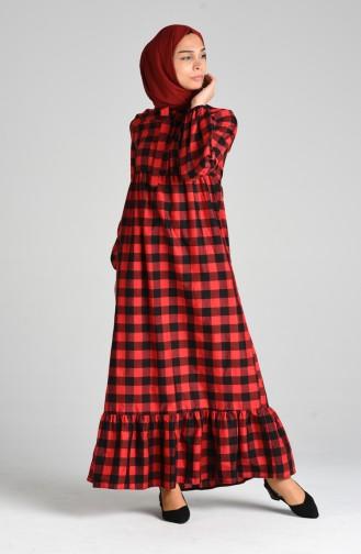 فستان أحمر 1396-05