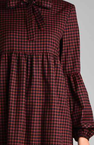Robe Hijab Noir 1395-03