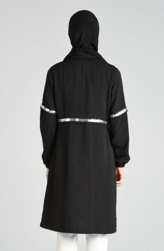 Black Tunic 2412-02
