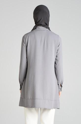 Grau Tunikas 2418-09