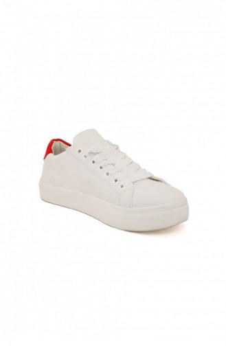 Weiß Sportschuhe 5096