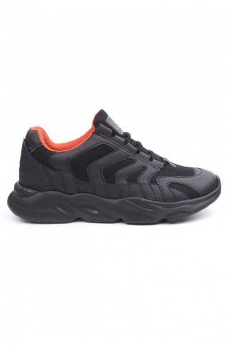 Chaussures de Sport Noir 4549