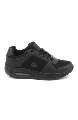 أحذية رياضية أسود 4553