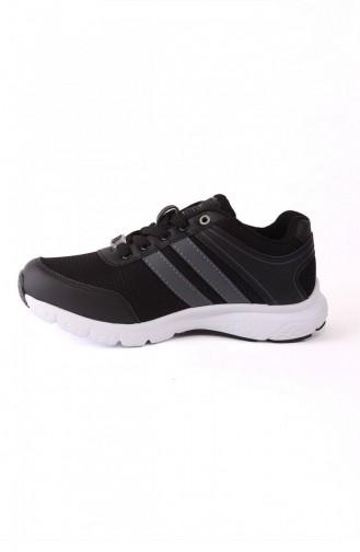 Chaussures de Sport Noir 5019