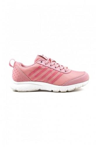 أحذية رياضية وردي 5067