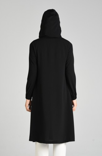 Tunique Noir 2116-01