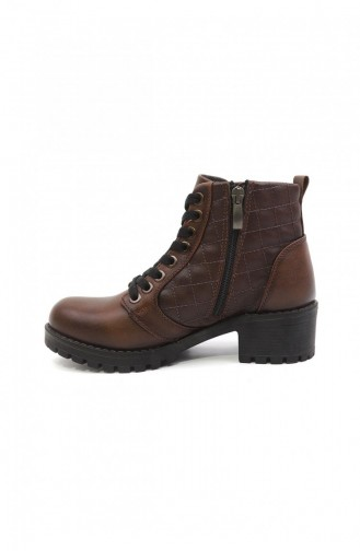 Tobacco Brown Bot-bootie 4638