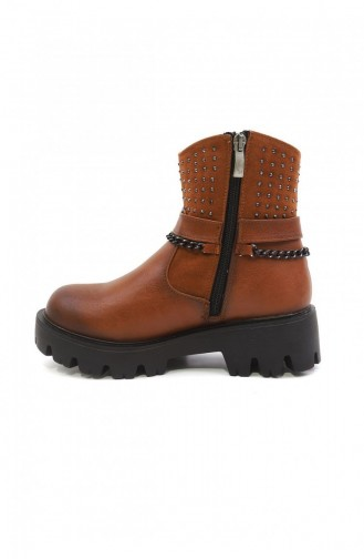Tobacco Brown Bot-bootie 4645