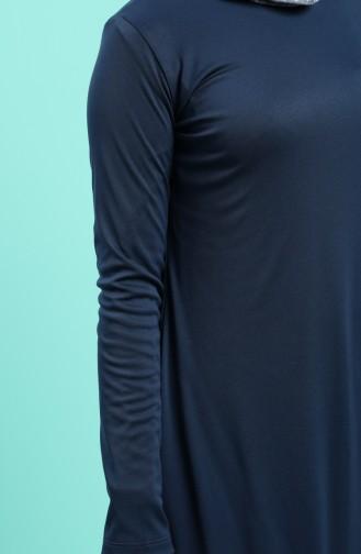 Tunique Bleu Marine 8265-01