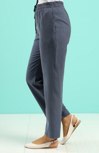 Pantalon Bleu Marine 0171-10