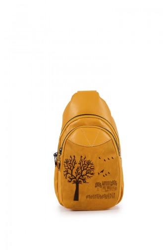 Yellow Back Pack 27Z-05