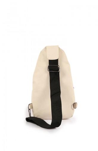 Beige Back Pack 27Z-06