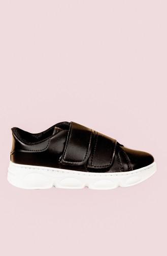 أحذية رياضية أسود 03-1