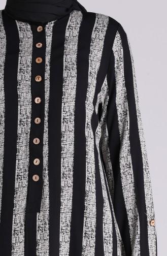 Tunique Noir 7060B-02