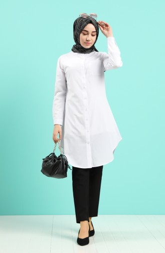 White Tunics 2515-04