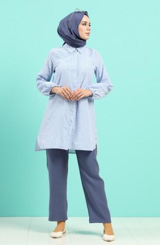 Tunique Bleu 0297-05