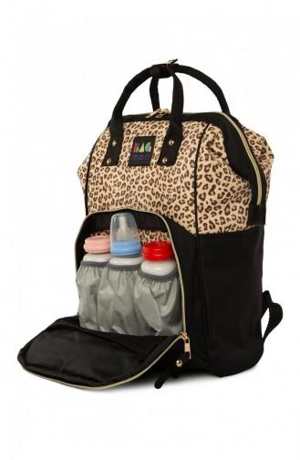 حقيبة رعاية الطفل أسود 87001900057436