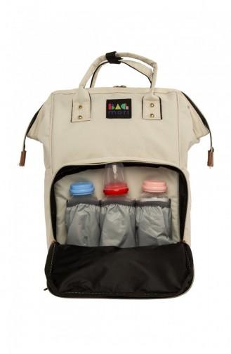 Creme Baby Pflegetasche 87001900023305