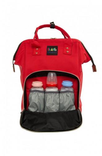 Rot Baby Pflegetasche 87001900023299