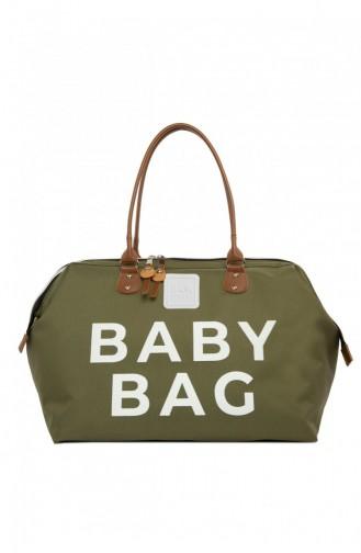 Khaki Baby Pflegetasche 87001900032288
