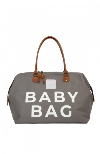 Grau Baby Pflegetasche 87001900032279