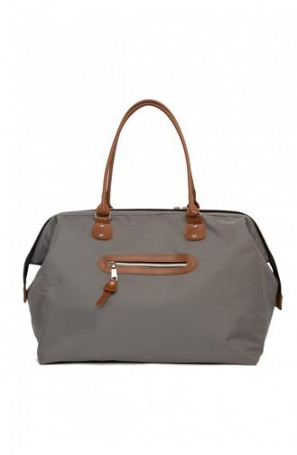 Gray Baby Care Bag 87001900032279