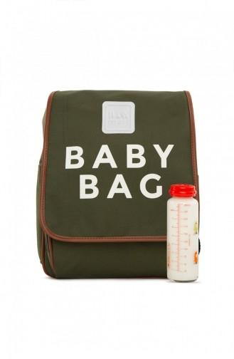 Khaki Baby Pflegetasche 87001900057719