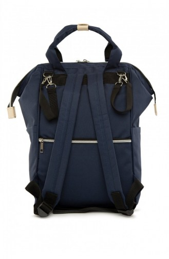 Navy Blue Baby Care Bag 87001900051548