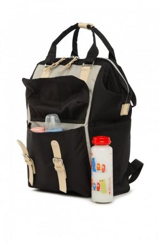 Schwarz Baby Pflegetasche 87001900049455