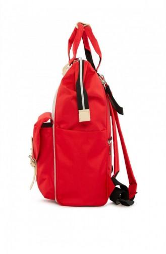 حقيبة رعاية الطفل أحمر 87001900051520