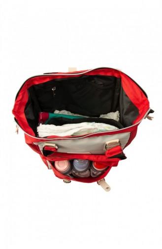 Rot Baby Pflegetasche 87001900051520