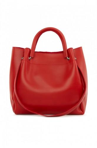 حقيبة كتف أحمر 87001900036947