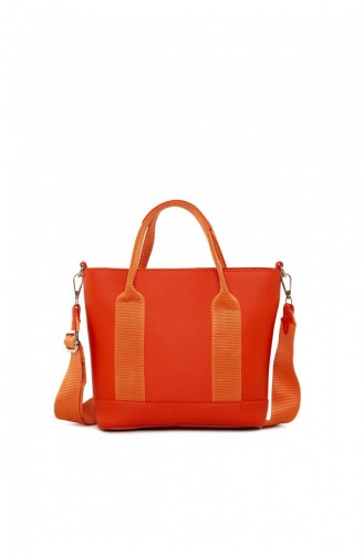 Sac D`épaule Orange 87001900053971