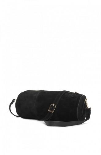 حقيبة كتف أسود 87001900049127